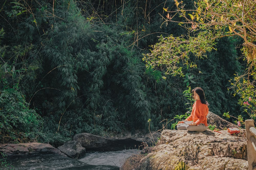 Mindfulness: How to Stay Grounded Through your Journey