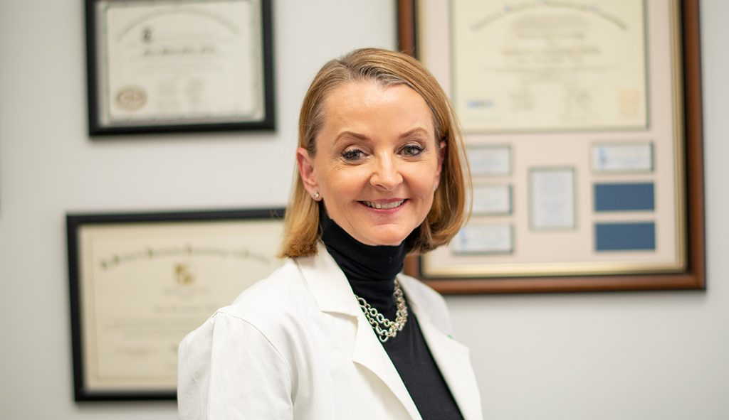Dr. Mary Wood Molo: Honored as Leading Physician in Endocrinology/Infertility